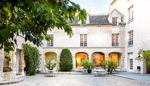 MIJE Marais houses