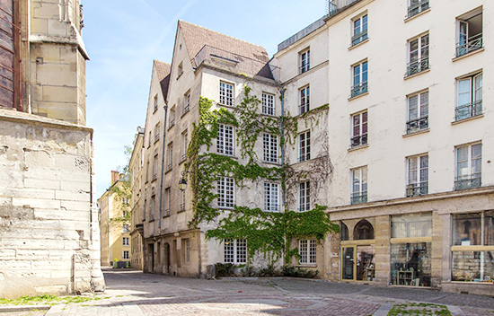 Youth hostel in Paris -MIJE Muabuisson