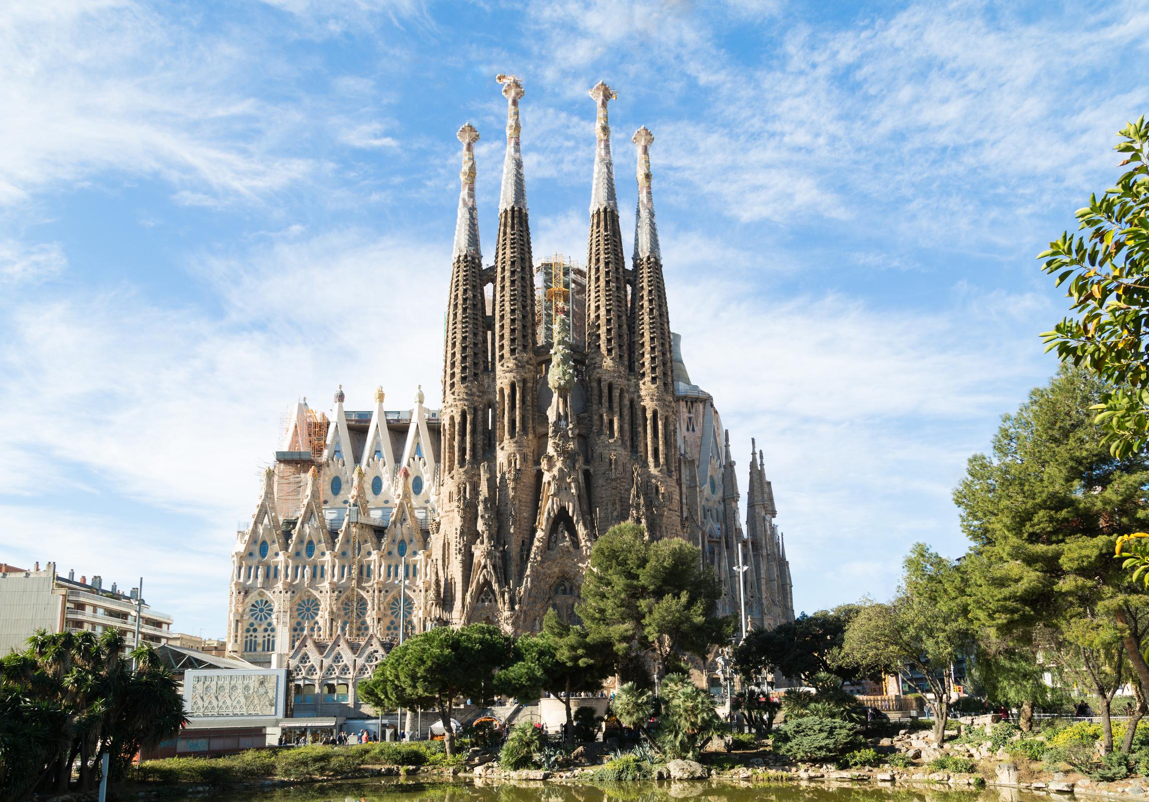 Voyage scolaire Incontournables de Barcelone