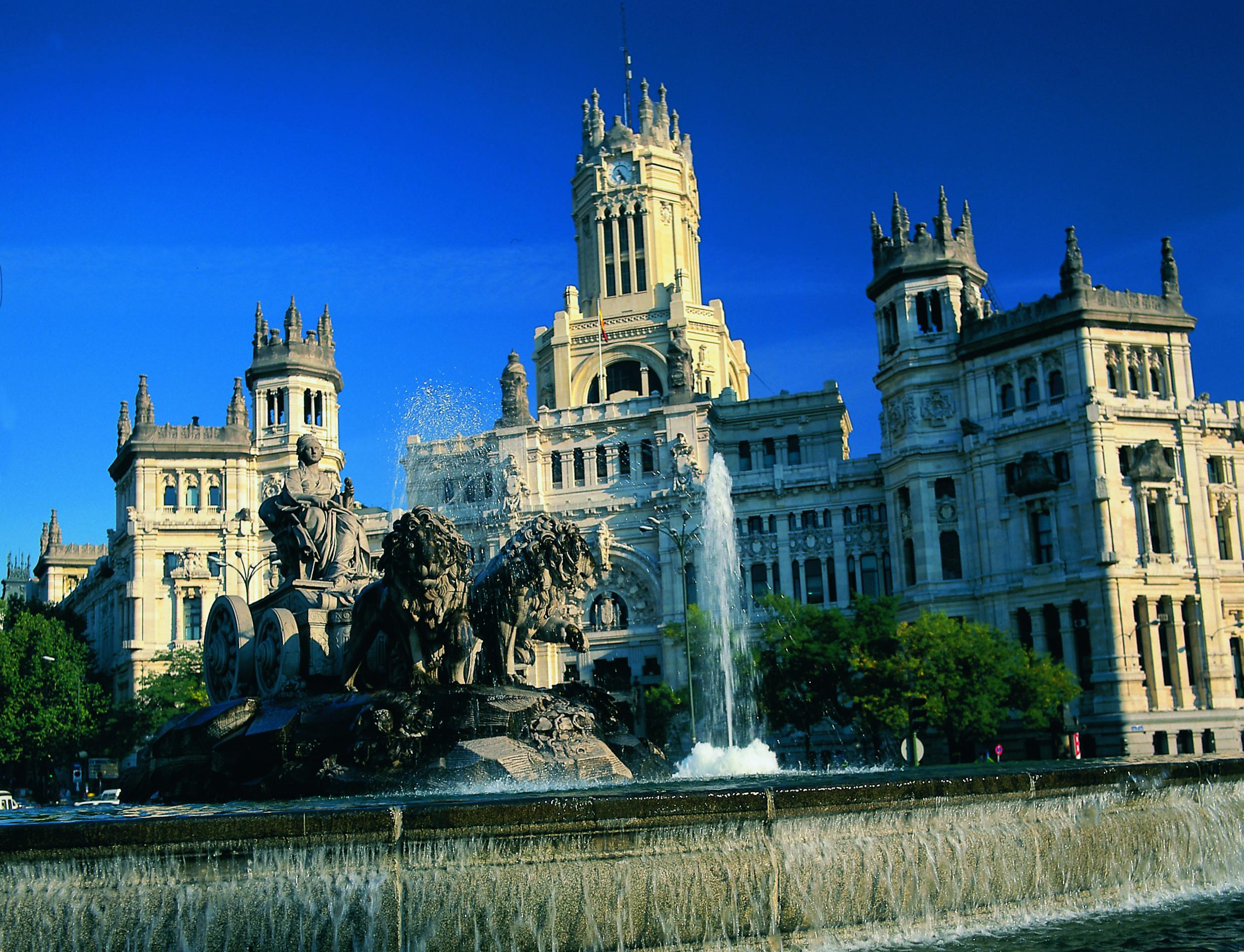 Voyage scolaire Témoignage de l'école la Genette – Madrid