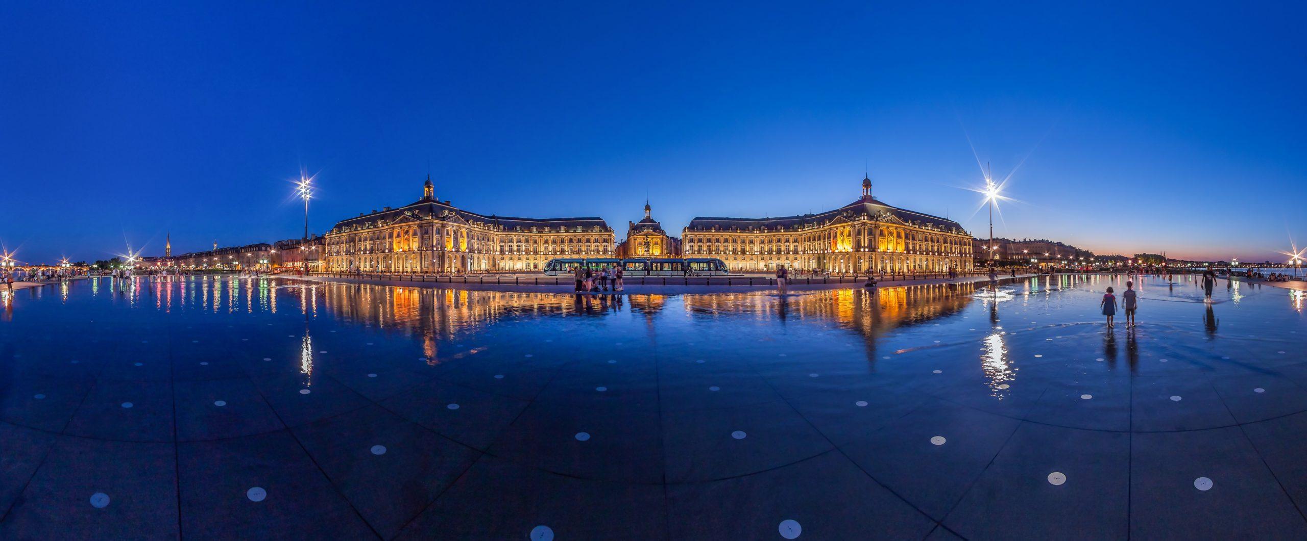 Voyage scolaire Incontournables de Bordeaux