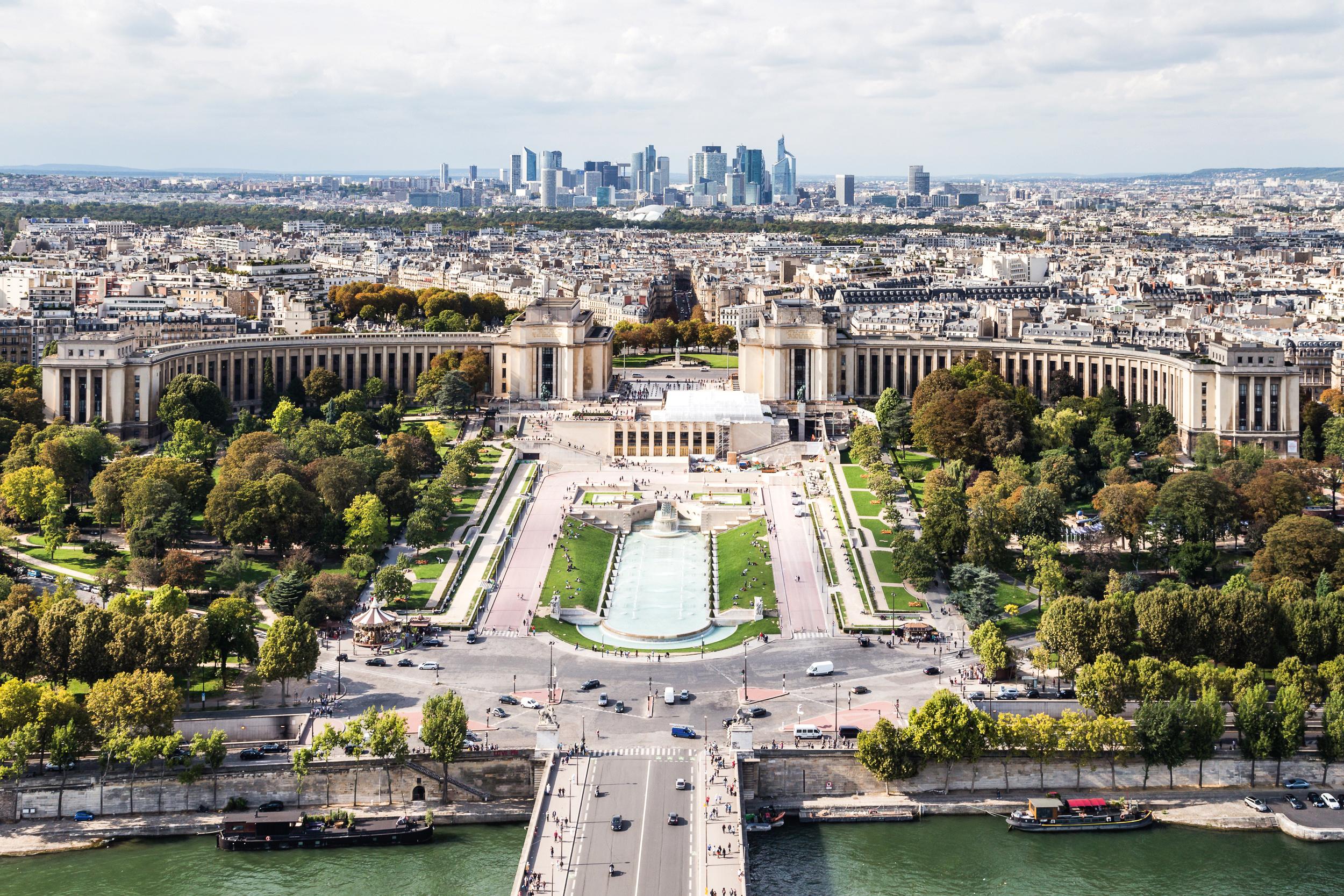 Voyage scolaire Témoignage d'un Collège visitant Paris