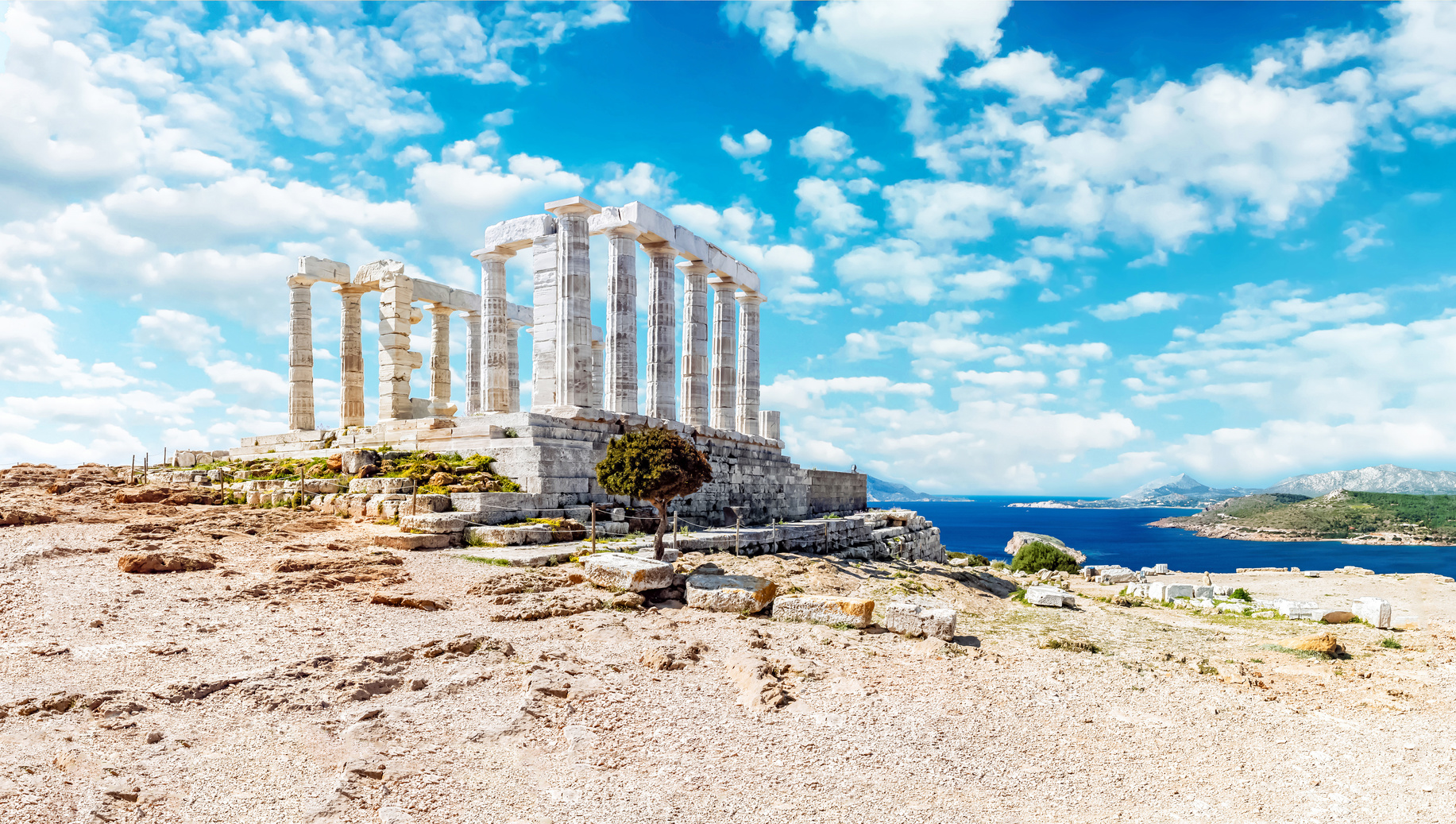 Voyage scolaire Témoignage Collège Georges Clémenceau – Grèce classique