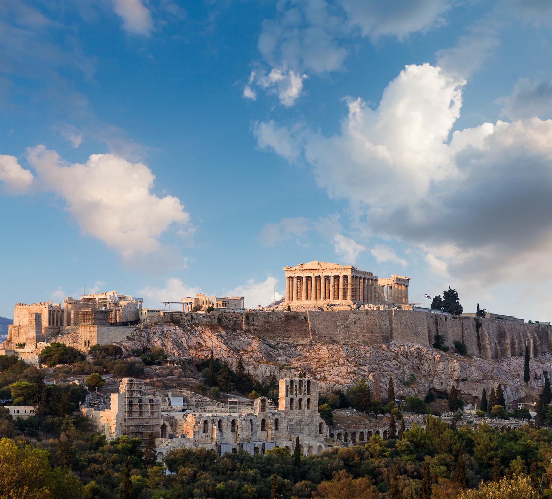 Voyage scolaire Incontournables d'Athènes