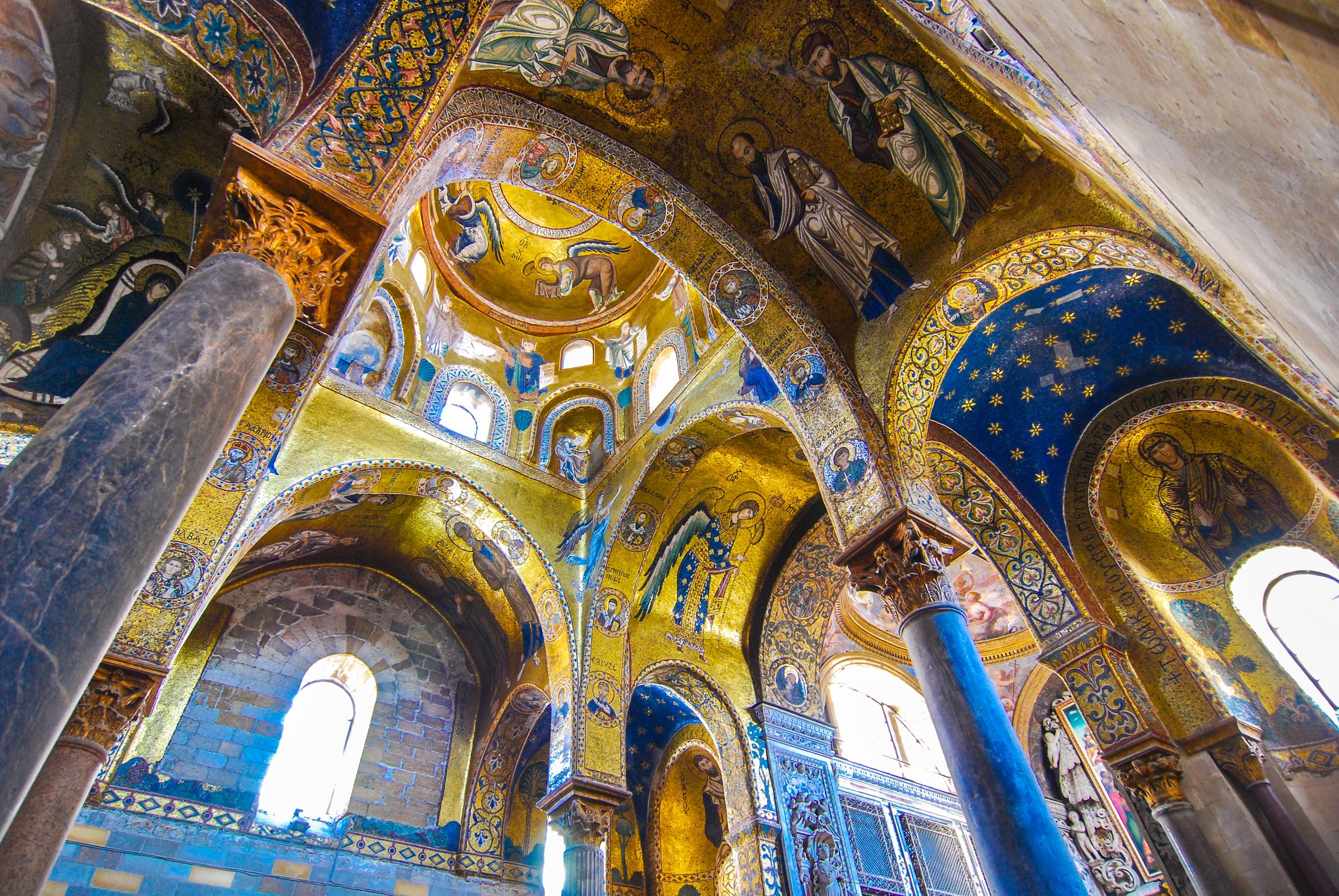 Voyage scolaire Incontournables de la Sicile