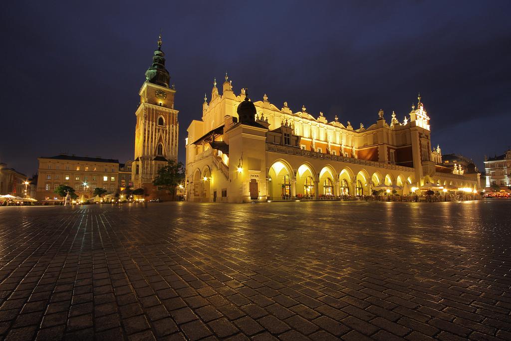 Voyage scolaire Incontournables de Cracovie