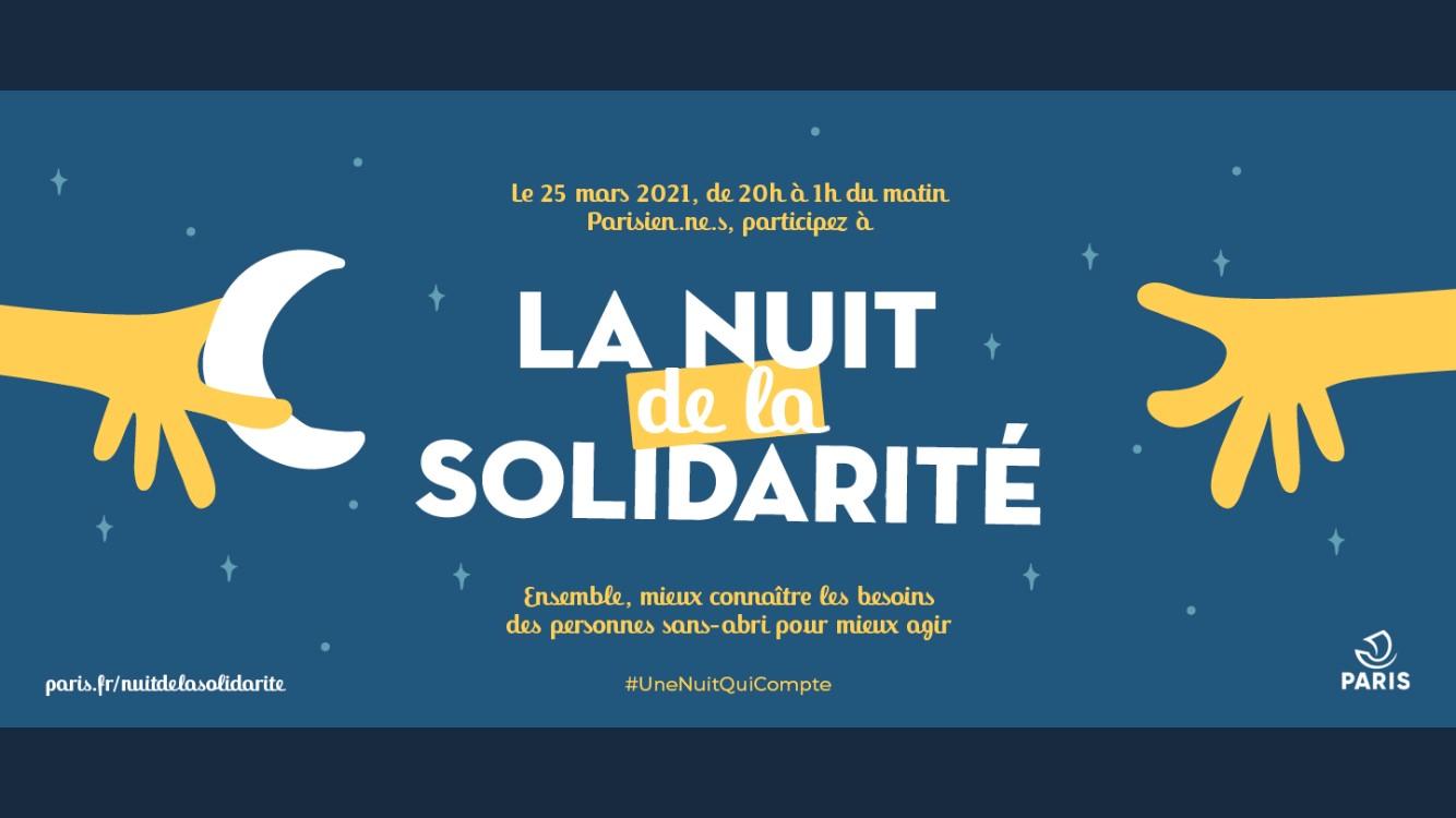 Voyage scolaire Nuit de la Solidarité, les MIJE s'engagent !