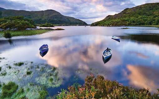 Cork et Killarney